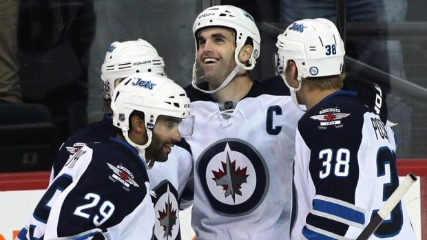 The Winnipeg Jets will take in at least $13 million from the NHL's new broadcasting with Rogers. Players are expected to get about half of that.