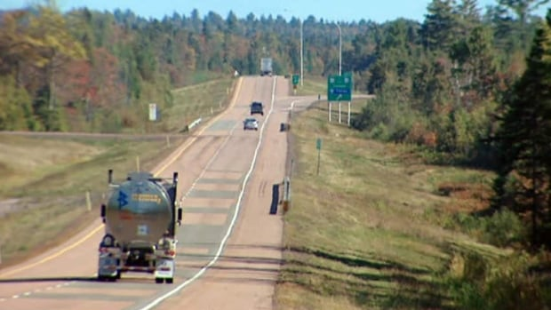 New Brunswick's trucking industry is warning the provincial government that highway tolls and higher diesel taxes would hurt companies.