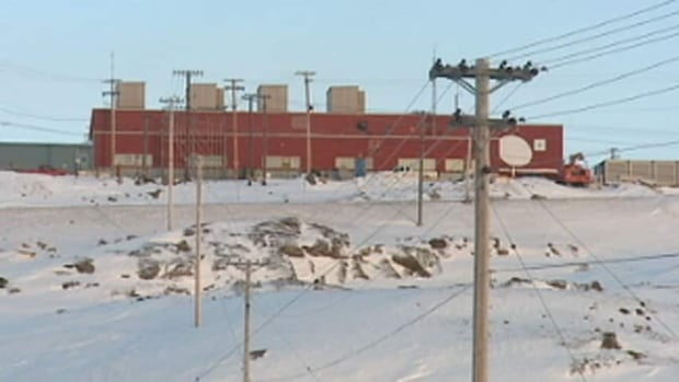 Qulliq Energy officials say power lines around Nunavut suffered Tuesday from 'line slap,' or wind whipping the lines around the pole enough to cause outages, and say there wasn't much they could have done to prevent it.