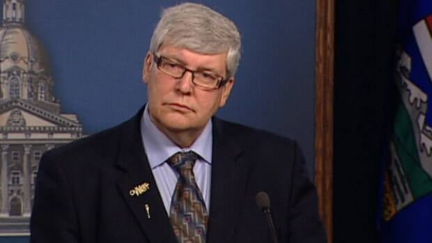 Conservative House Leader Dave Hancock says the party isn't trying to avoid questions on spending and that the need for MLAs to prepare for the budget is more pressing.