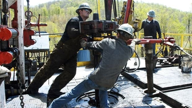 Canada's oil and gas sector has been hit by low prices.