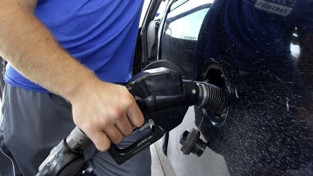 Gas station sales declined 2.3 per cent in November, mainly reflecting lower prices at the pump.