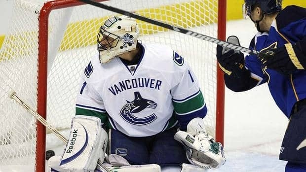 Roberto Luongo is reported to be on the market, although the Canucks could still opt to keep him and then either trade or buy him out at the end of the 2013-'14 campaign.