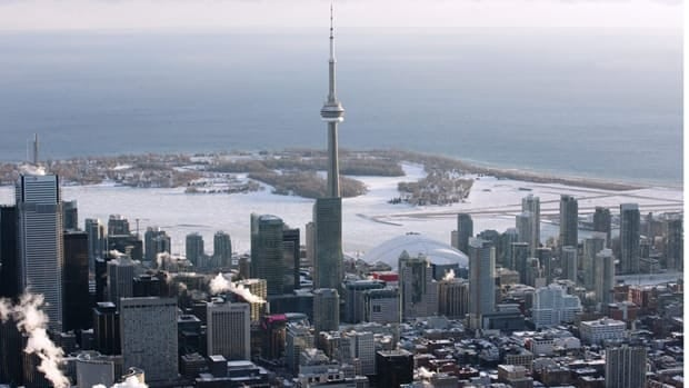 A special weather statement is in effect for Toronto as a winter-like storm could hit the city with snow, ice pellets and freezing rain Wednesday.