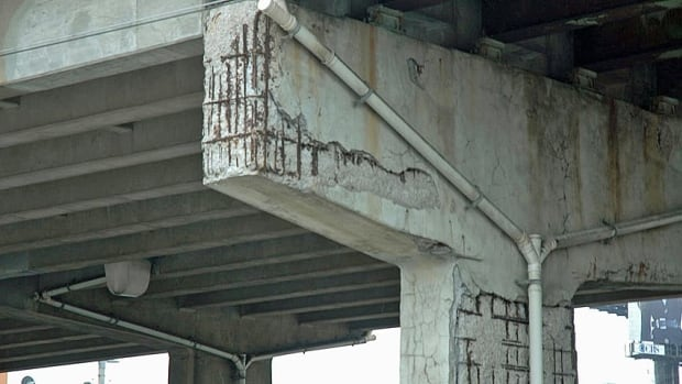 Members of the public will give their input into four possible ways in which the city can deal with a crumbling stretch of the Gardiner Expressway. City staff have already recommended not burying the expressway due to the near $1 billion price tag attached.