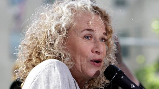 Carole King has been named the 2014 Grammy MusiCares person of the year.