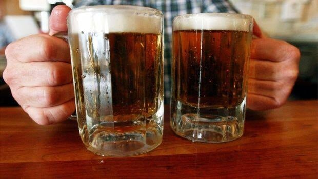 Taxes on beer consumed at home will go up by around 5 cents per bottle.