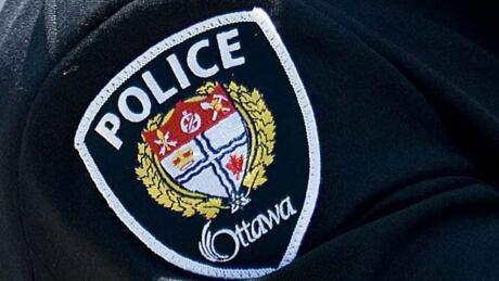 Ottawa police crest uniform