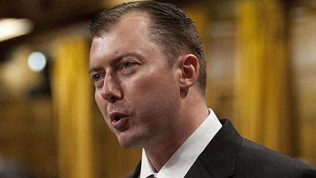 MP Rob Anders was defeated by Ron Liepert during the Calgary Signal Hill federal Conservative nomination Saturday.