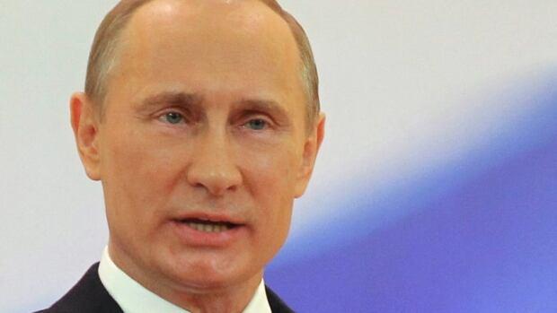 Russian President Vladimir Putin met with his Ukrainian counterpart on Saturday in Sochi.