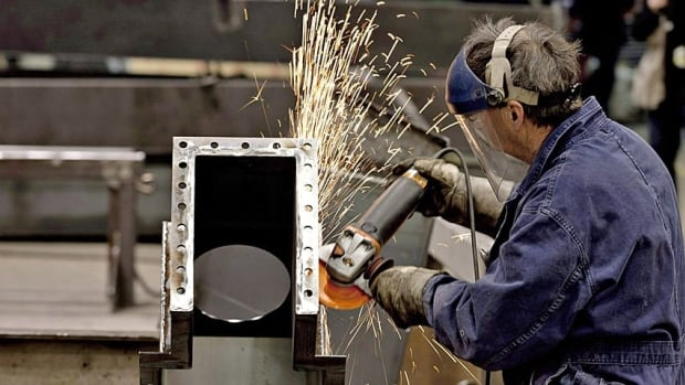 There's a skills disconnect between the hard-hit manufacturing sector based in Ontario and resource jobs in the west, and getting workers to move can be difficult, some experts say.