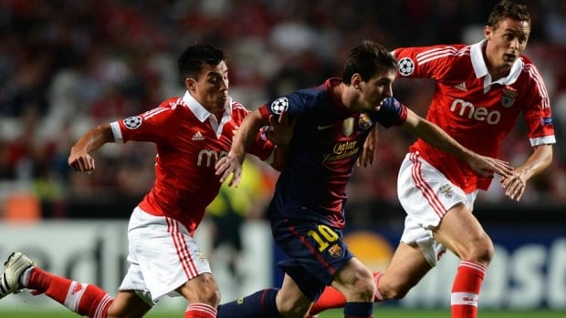 Lionel Messi of FC Barcelona says he's not troubled by tax fraud allegations brought upon he and his father.