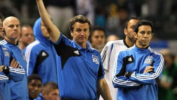 Frank Yallop is in the fifth year of his second turn as San Jose's coach.