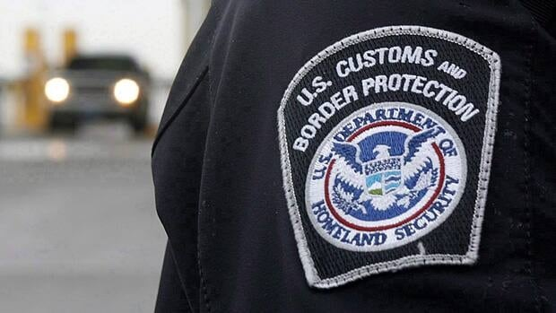 U.S. border agents say they found money sewn into the bras of a mother and daughter crossing the border into Detroit.