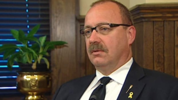 Ric McIver officially became a candidate for the Progressive Conservative Party on Monday.