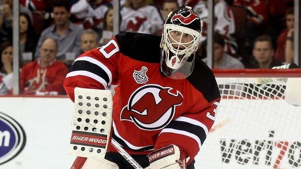 Martin Brodeur is 8-2-3 with a 2.27 goals-against average this season with the Devils.