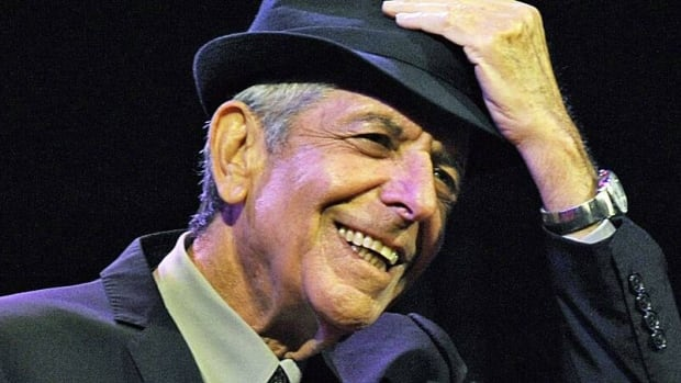 Leonard Cohen performs during the first day of the Coachella Valley Music & Arts Festival in Indio, Calif., on April 17, 2009.