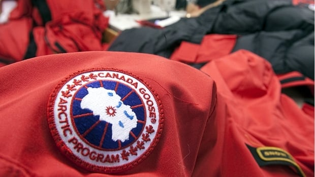 Canada Goose accuses Sears of selling cheap knock-offs of its signature parkas.