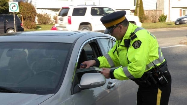 Portage la Prairie RCMP are cracking down on distracted drivers.