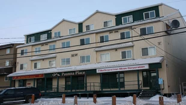 The Baffinland offices in Iqaluit. The company is planning a massive iron ore mine at Mary River in Nunavut.