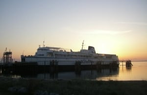 B.C. Ferries Queen of Burnaby