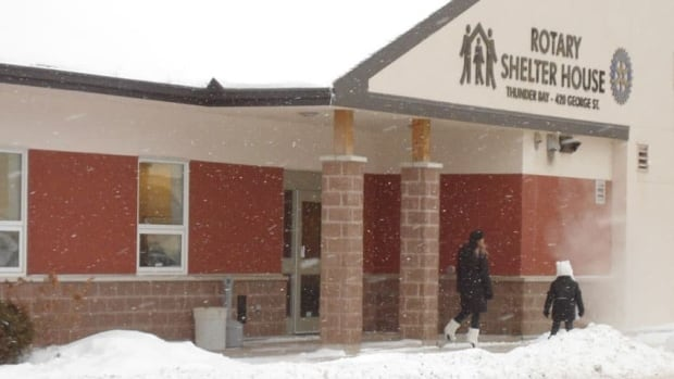 This spell of cold weather has left the beds at Shelter House Thunder Bay completely occupied.