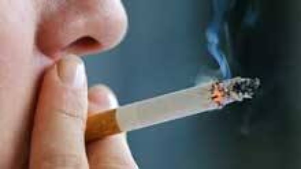 Windsor city councillor Jo Anne Gignac wonders how a smoking ban would be enforced at conservation areas.