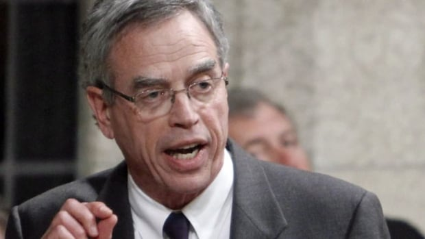 Natural Resources Minister Joe Oliver.