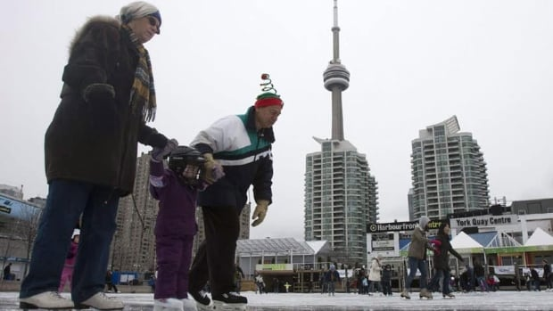 Torontonians will have 28 rinks across the city to choose from until March 16.