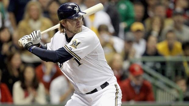 Corey Hart hit .285 with 26 homers and 63 RBIs last season with the Brewers.