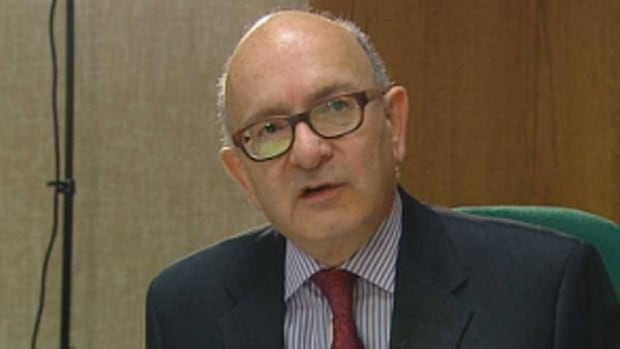 Alberta Auditor General Merwan Saher says the province's budget accounting methods have become too confusing.