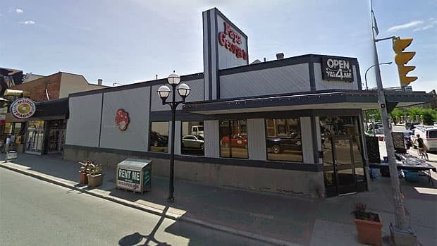 Papa George's closed its doors for good on Oct. 7, 2012 after 40 years in business.