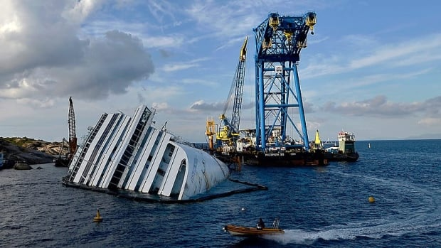 After the wreckage of the Costa Concordia was righted last week, divers were able to resume searching for the last two cruise ship victims whose bodies were never found.