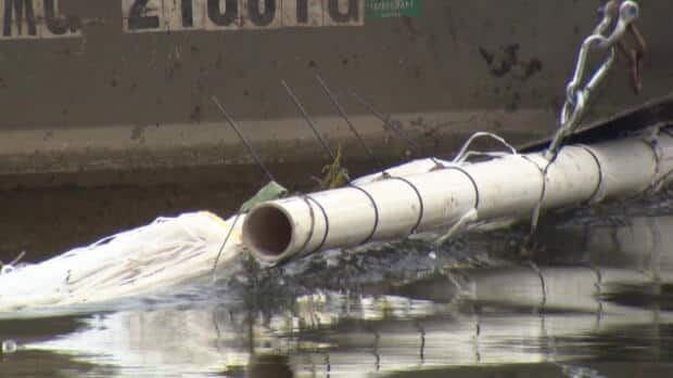 Enbridge oil spill still a mess