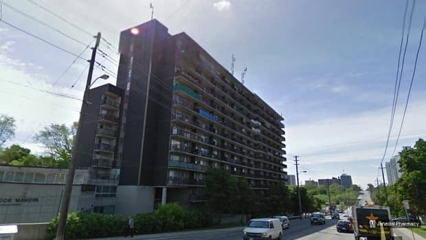 Toronto Community Housing is asking staff and its tenants, in buildings such as this seniors' home owned by the social housing provider, to report any information they have on wrongdoing by vendors or staff.