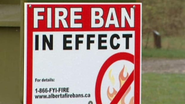 Calgary fire officials are reminding residents to not dispose of any smoking materials near grasslands or natural areas.
