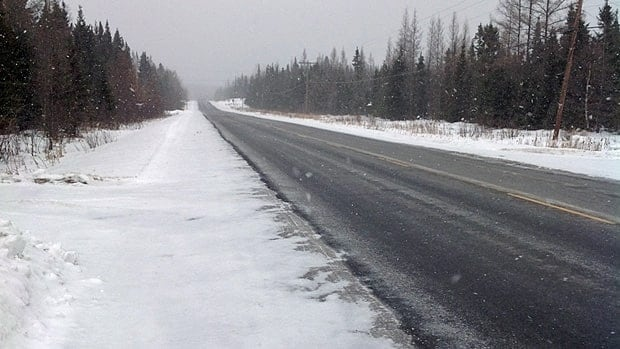 Ontario's Ministry of Transportation says Ontario's winter maintenance standards are among the highest in North America.