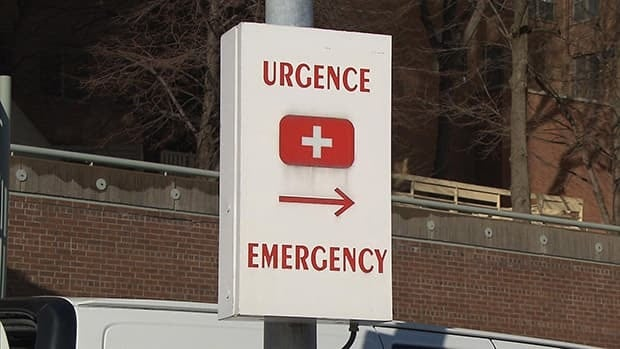 Most Montreal hospital emergency rooms are operating well above capacity.