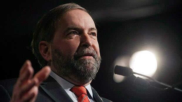 Mulcair on Quebec charter