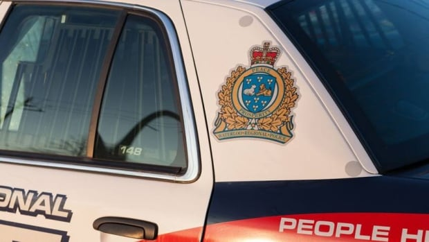 Waterloo Regional Police have arrested a 34-year-old man in Cambridge after a three-hour manhunt.