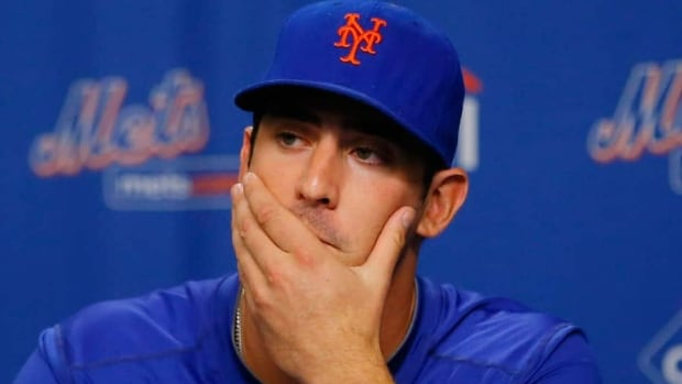 Mets pitcher Matt Harvey, who was diagnosed with a partially torn ulnar collateral ligament in his right elbow on Aug. 26, hopes to avoid reconstructive (Tommy John) surgery.