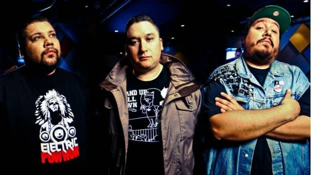 Electronic group A Tribe Called Red earned two Juno nominations this year.