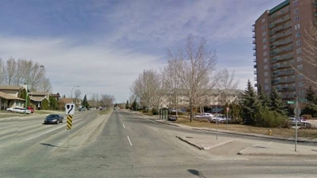 Police say a 75-year-old woman was robbed of her necklace on Taylor Street East, in Saskatoon.