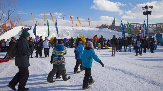 The 36th edition of Winterlude runs from Jan. 31 to Feb. 17, 2014.