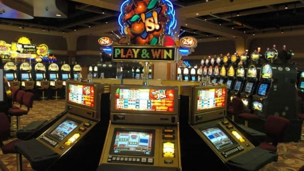 The My-Play System was first introduced by the Nova Scotia Gaming Corporation in 2010 to prevent non-problem gamblers from becoming addicted to video lottery terminals.
