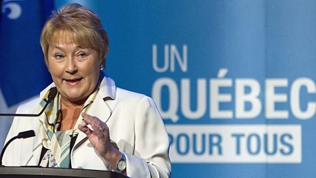 Parti Québécois Leader Pauline Marois has vowed to produce a white paper on Quebec's sovereignty if she is re-elected.