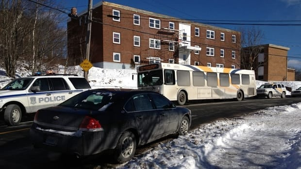 Police said the number 72 bus was carrying seven passengers on Pinecrest Drive when a fight erupted among three passengers last Thursday.