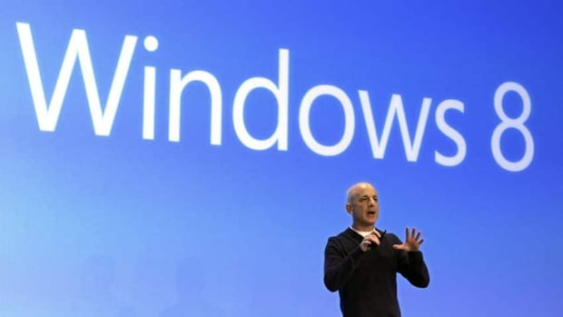 Last November, Steven Sinofsky, then-president of the Microsoft Windows group, launched Windows 8, which emphasizes touch controls over the mouse and the keyboard.