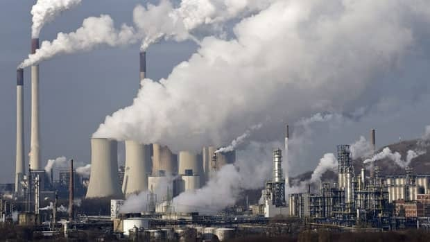 New federal figures show the amount of heat-trapping carbon dioxide in the air jumped dramatically in 2012. Martin Meissner/Associated Press