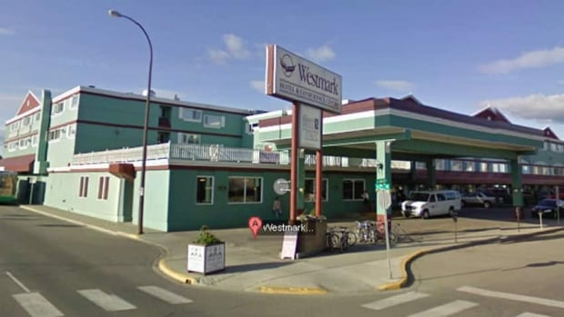 Holland America's Westmark Hotel on Steele Street in downtown Whitehorse is being sold to Holloway Lodging.